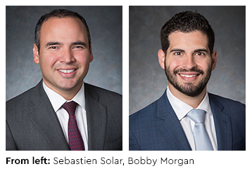 Pictures of Sebastien Solar, Bobby Morgan.