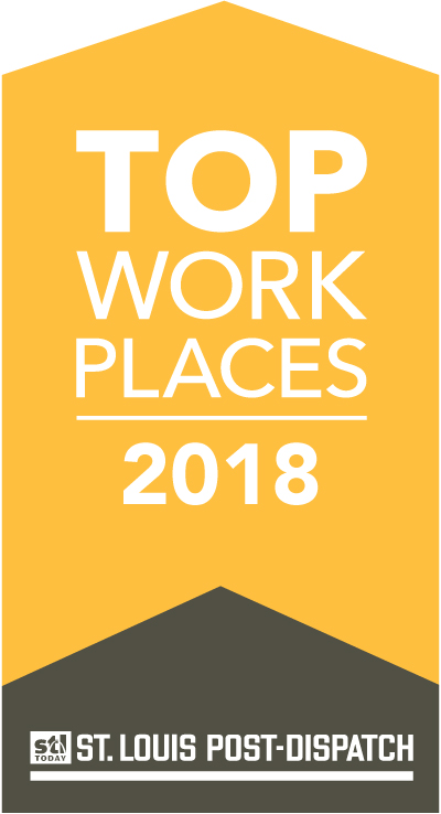 Top work places 2018 St.Louis Post-Dispatch