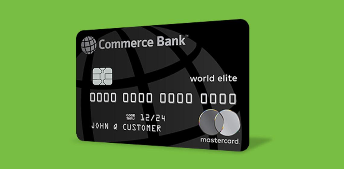 Credit Cards Rewards Credit Cards Commerce Bank