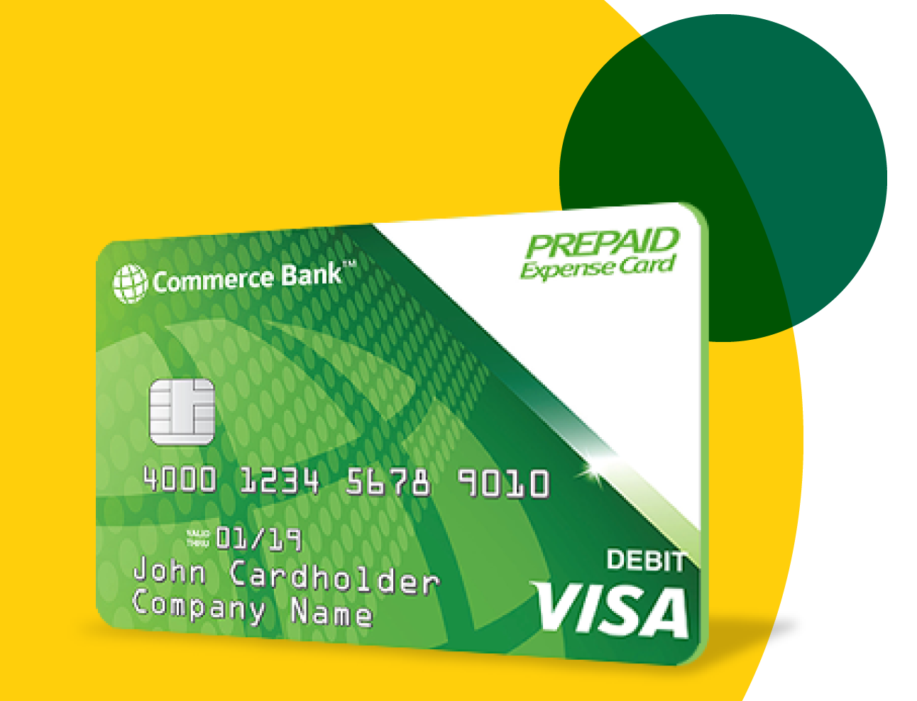 Business Prepaid Expense Cards Commerce Bank