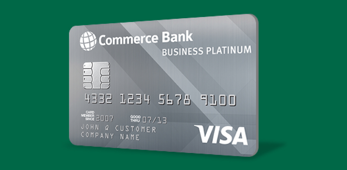Business banking cards commerce bank business platinum rewards card colourmoves