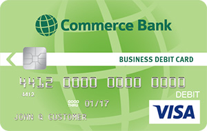 Business visa debit card commerce bank business visa debit card colourmoves