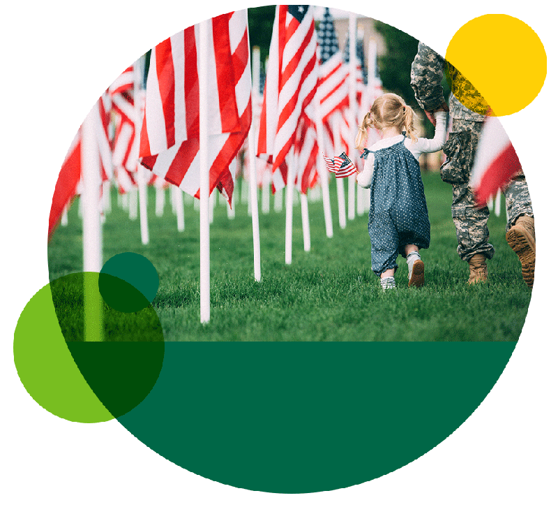 Commerce bank us flags on memorial day colourmoves Choice Image