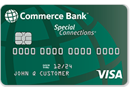 Special Connections credit card