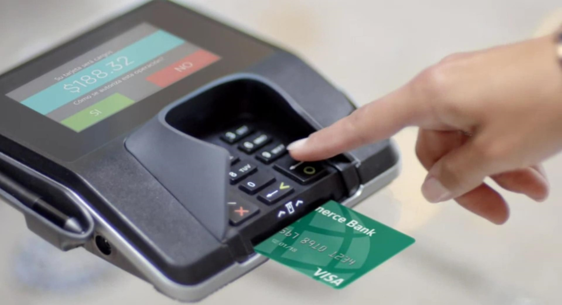 Chip Cards | Commerce Bank