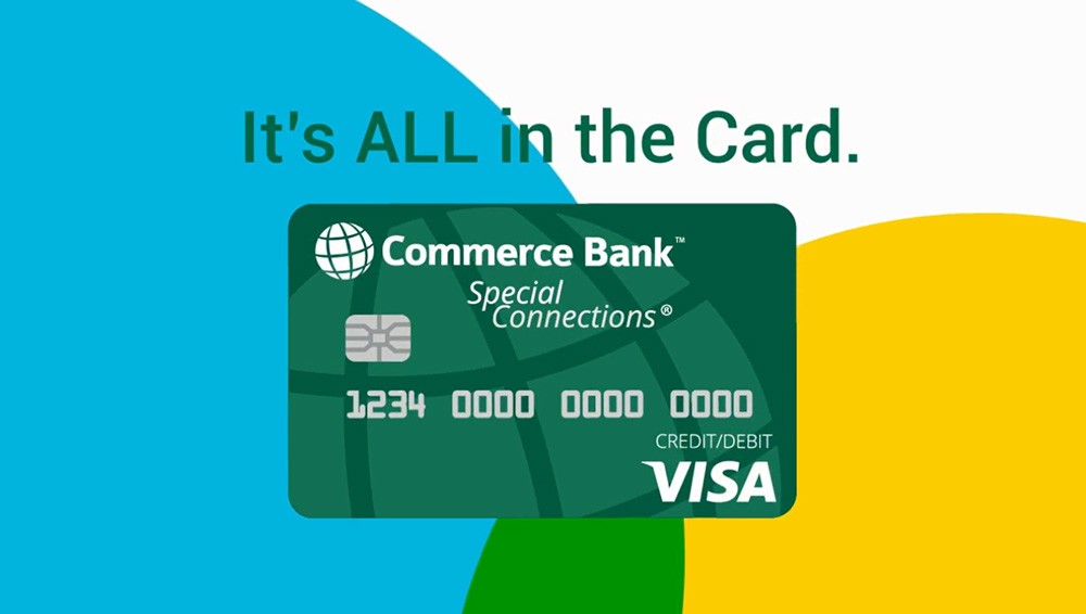 Special Connections<sup>SM</sup> Feature | Commerce Bank
