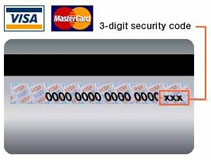 visa security location