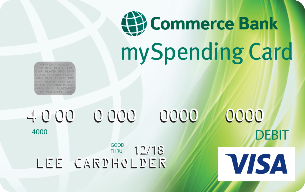 mySpending Card™