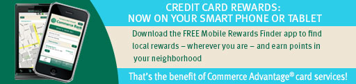Credit Card Rewards Mobile App