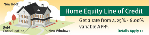 Apply Online for a Home Equity Line of Credit