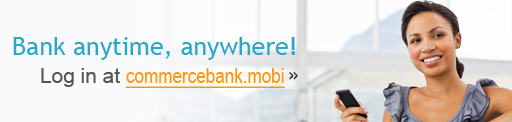 Log into Mobile Banking