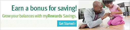 Earn a bonus for saving