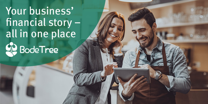 Your business' financial story – all in one place >