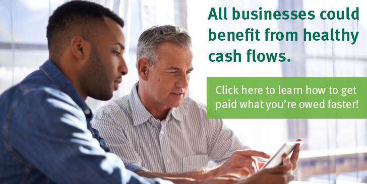 All businesses could benefit from healthy cash flows