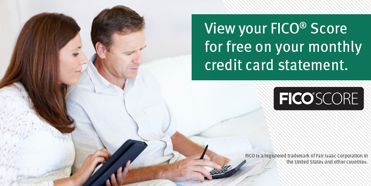 View your FICO<sup>&reg;</sup> Score for free >