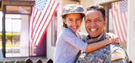 Are you a Veteran? Get the house you deserve.